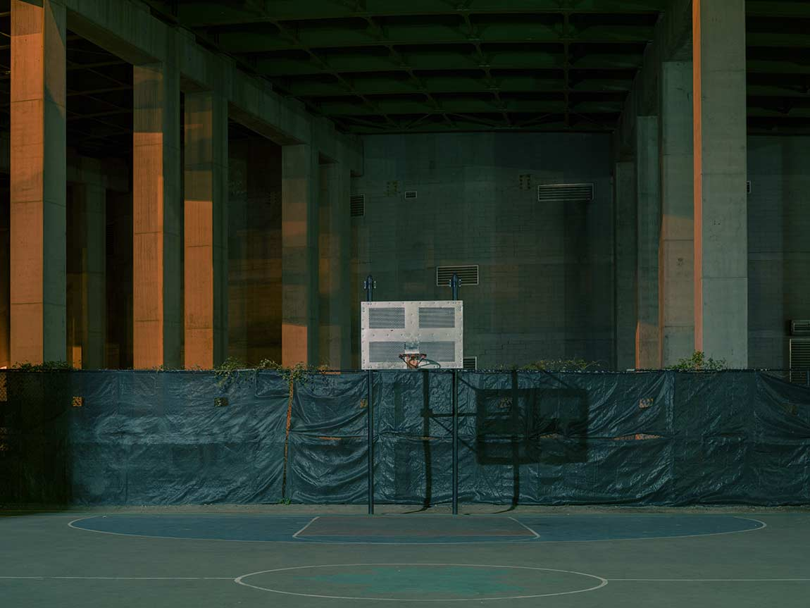 Franck bohbot west side highway 1 detail